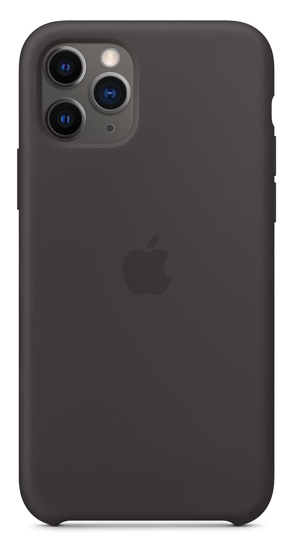 Apple iPhone 11 Pro Silicone Case Black - MWYN2ZM A