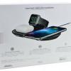 MOPHIE Universal Wireless Multi Apple Device Charging Base Black 1