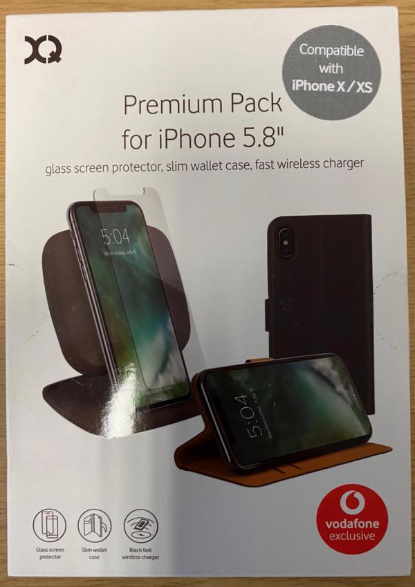 PREMIUM PACK IPHONE X XS